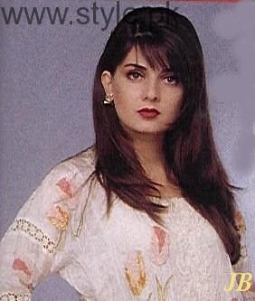 Javeria Abbasi Old Pic