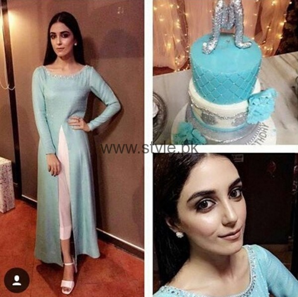 Maya Ali Birthday Pic