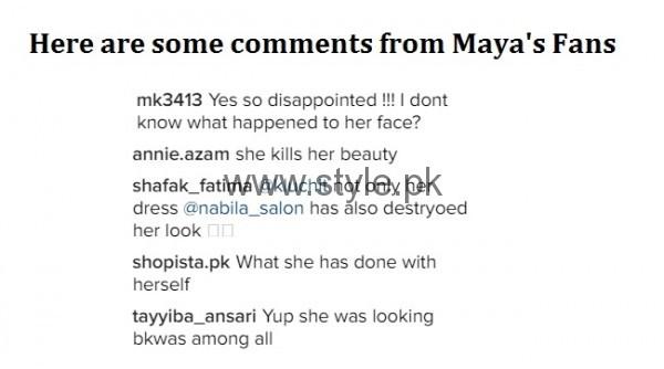 Maya Ali Weight Loss