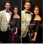 Maya Ali and Osman Khalid Butt At Lux Style Awards 2016