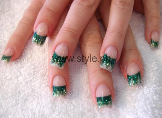 Nail Art Ideas 2016 for Pakistan's Independence Day (5)