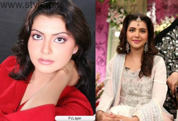 Nida Yasir Before After