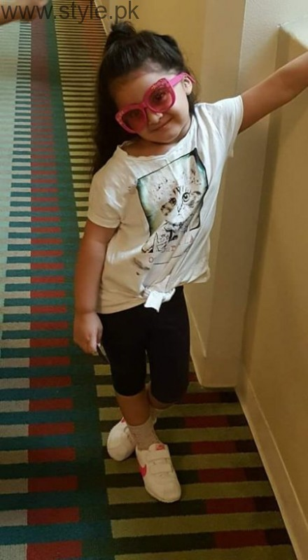 Noor Bukhari Enjoying in USA with her family (9)