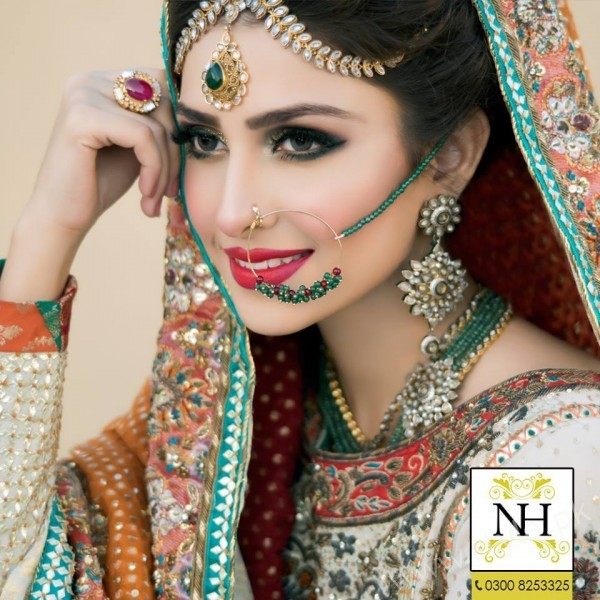 Pakistani Bridal Makeup Ideas