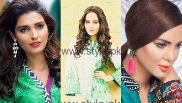 See Pakistan's Independence Day Hairstyle Trends 2016