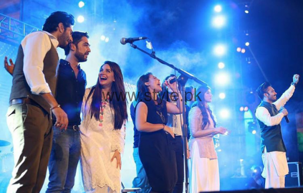 Pictures from Shukriya Pakistan Concert (2)