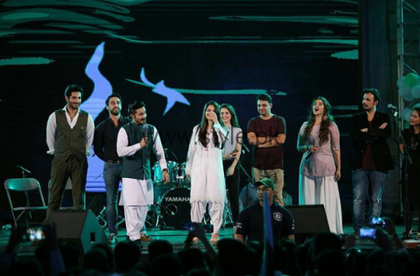 Pictures from Shukriya Pakistan Concert (3)