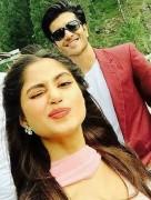 Recent Clicks Sajal Ali and Feroz Khan