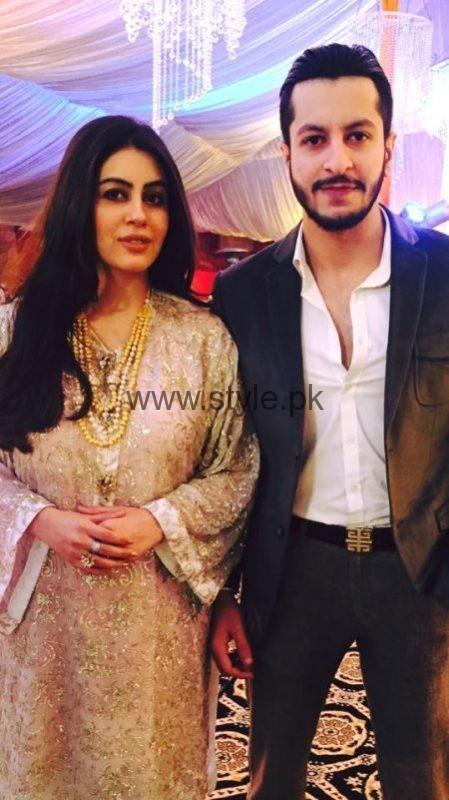 Saba Faisal daughter and son