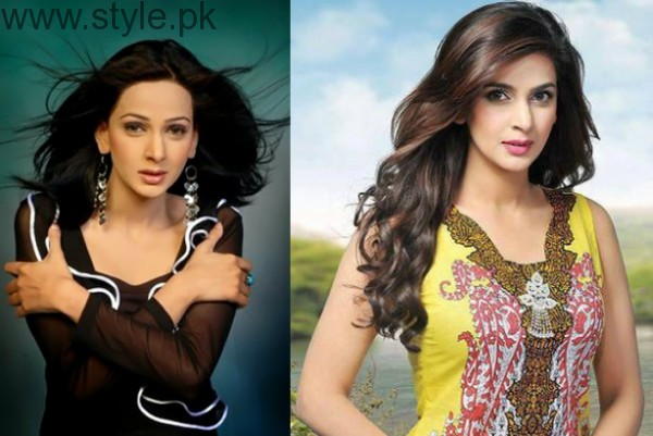 Saba Qamar Before After