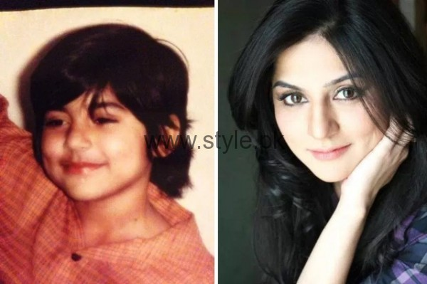 Sanam Baloch Childhood