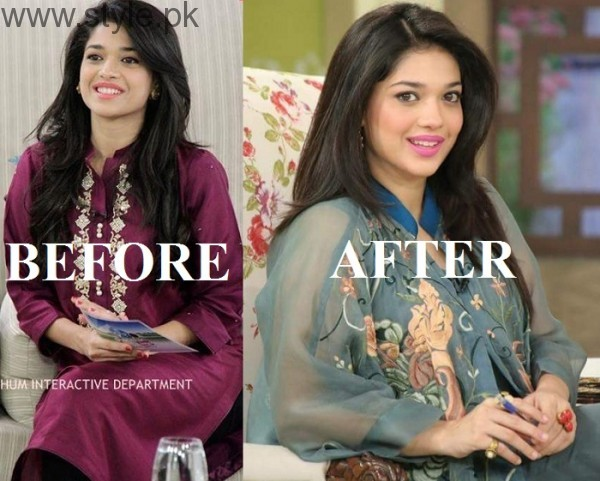 Sanam Jung Weight Gain
