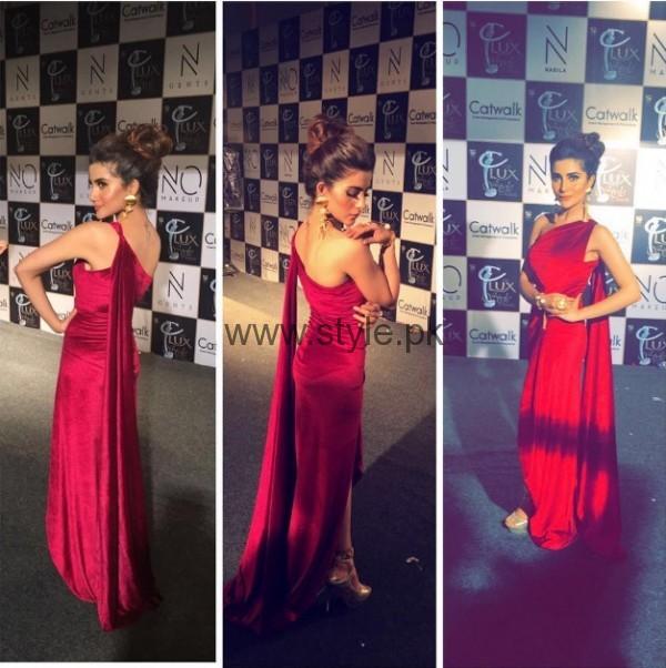 Sohai Ali Abro at Lux Style Awards 2016