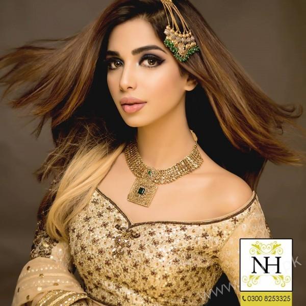 Sonya Hussayn Pakistani Bridal Makeup Look