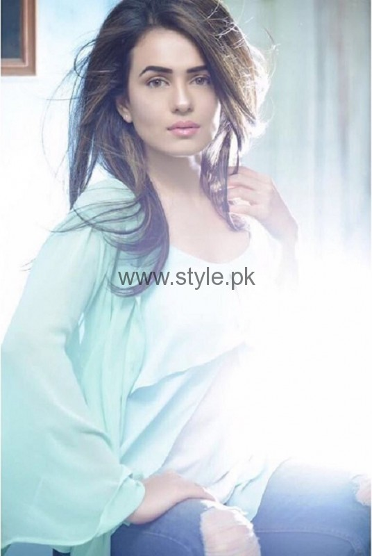 Sumbul Iqbal Photoshoot For Her Upcoming Bollywood Movie
