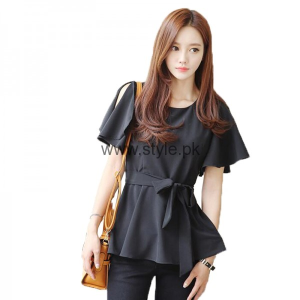 Summer Black Tops 2016 for Women (8)