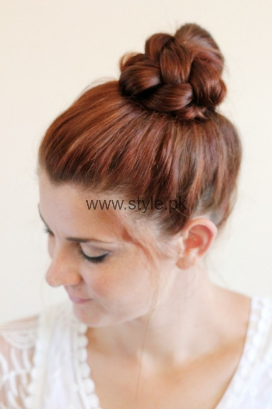 Summer Top Knot Hairstyles Trend 2016 (3)