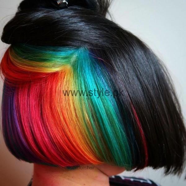 Surprise Hair Color