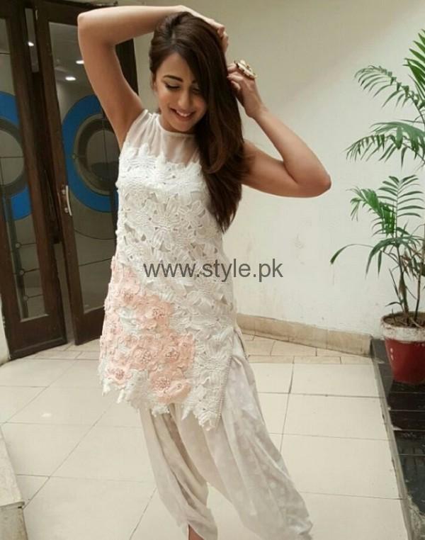 Ushna Shah Beautiful Photo