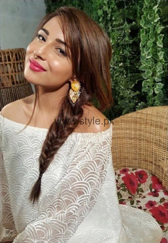 Ushna Shah Latest Clicks