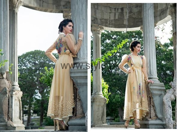 Vasim Asghar Formal Dresses 2016 For Women006