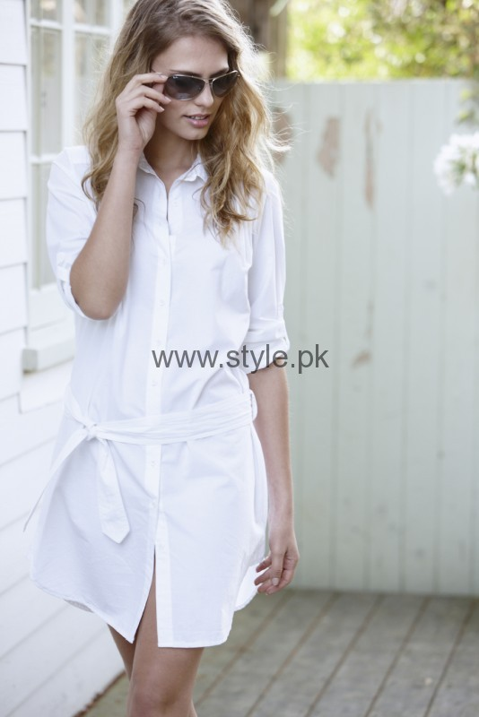 White Summers Tops for Women 2016 (10)
