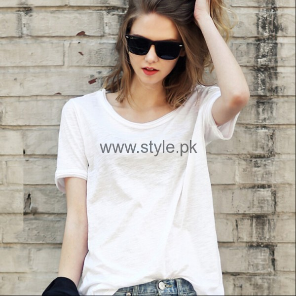 White Summers Tops for Women 2016 (14)