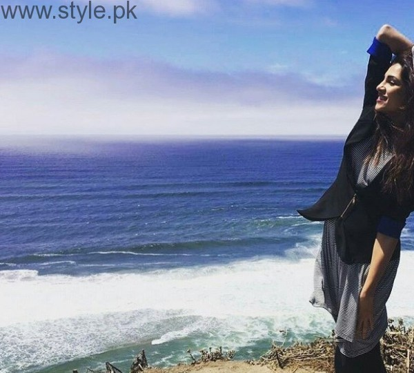 Zhalay Sarhadi Vacations In USA