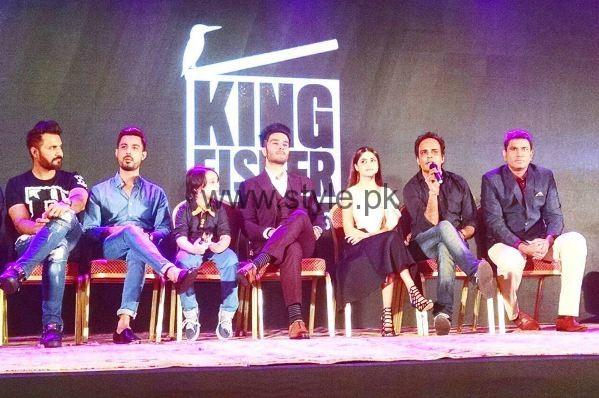 Zindagi Kitni Haseen Hai Music Launch Pic