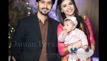Ali Abbas Family Pics