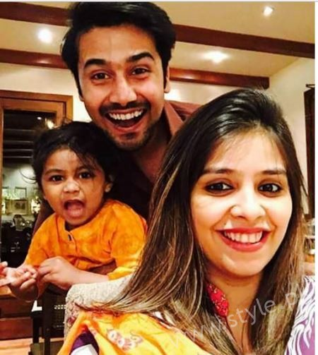 Ali Abbas Actor Family Pictures