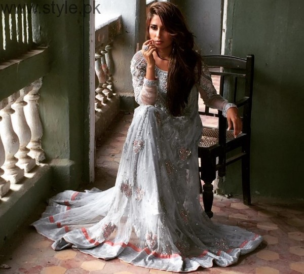 Ayeza Khan Bridal Shoot For Sana Abbas