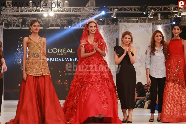 Bank Alfalah Rising Talent at PLBW 2016 Day 1