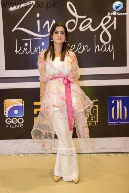 Celebrities at Premiere of Zindagi Kitni Haseen Hai (10)