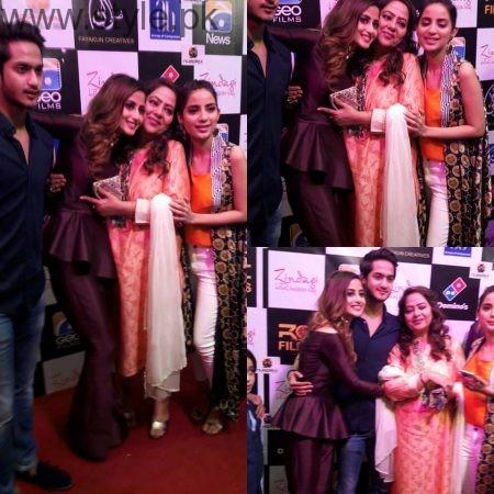 Celebrities at Premiere of Zindagi Kitni Haseen Hai (15)