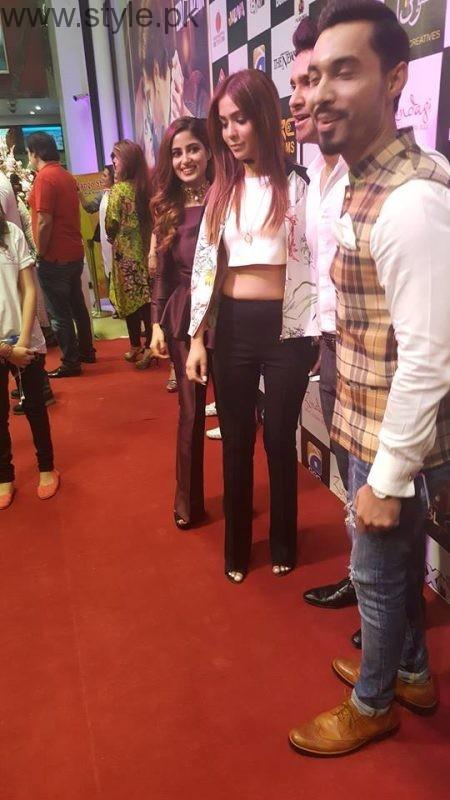 Celebrities at Premiere of Zindagi Kitni Haseen Hai (18)