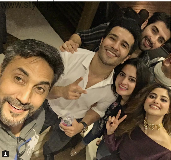 Celebrities at Premiere of Zindagi Kitni Haseen Hai (3)