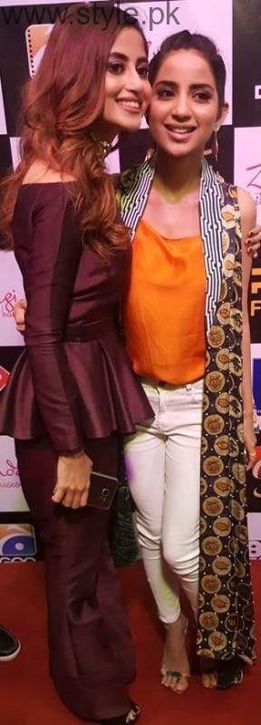 Celebrities at Premiere of Zindagi Kitni Haseen Hai (6)