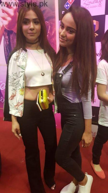 Celebrities at Premiere of Zindagi Kitni Haseen Hai (8)