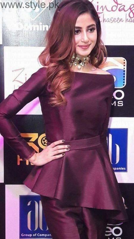 Celebrities at Premiere of Zindagi Kitni Haseen Hai (9)