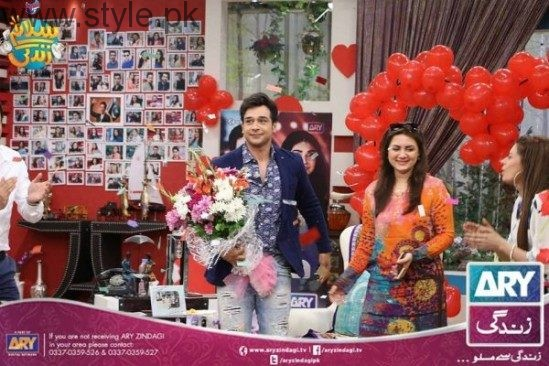Faisal Qureshi celebrated his 6th Anniversary (2)