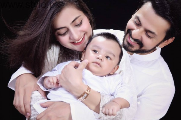 Family Pictures of Bilal Qureshi and Uroosa Qureshi (2)
