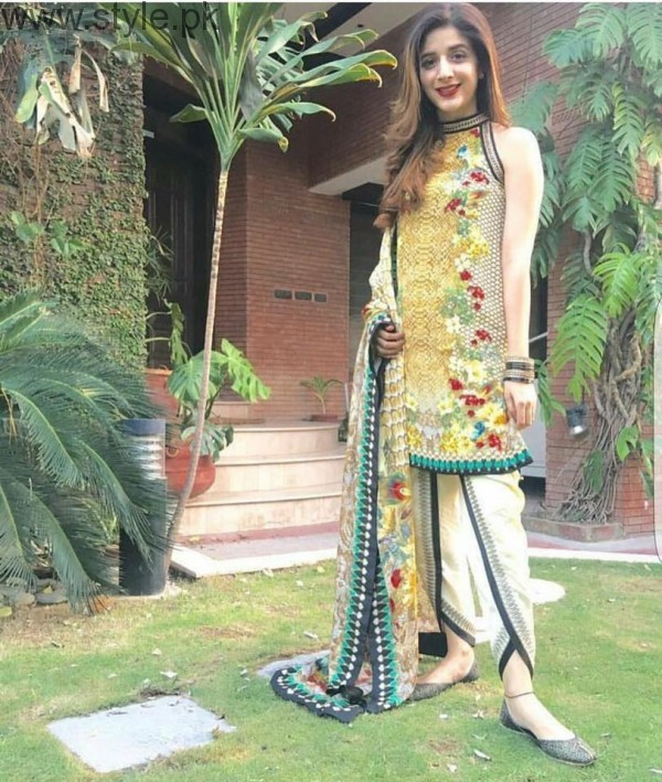 Fashion Trends followed by Actresses on Eid-ul-Azha 2016 (2)