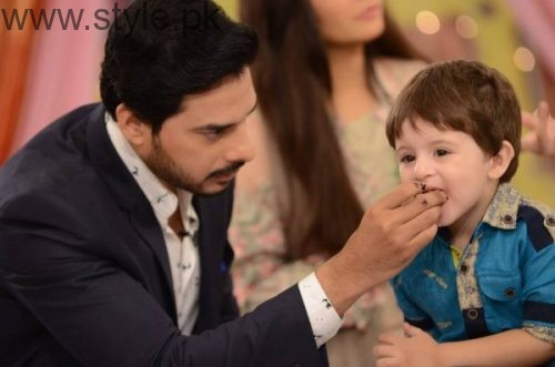 Fatima Effendi and Kanwar Arsalan celebrated their son's third birthday (2)