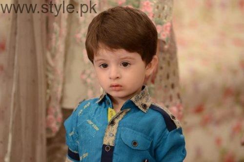 Fatima Effendi and Kanwar Arsalan celebrated their son's third birthday (9)