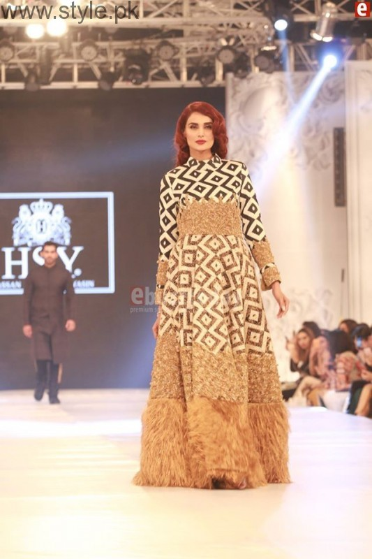 HSY at PFDC L'Oréal Paris Bridal Week 2016 Day 1 002 (10)