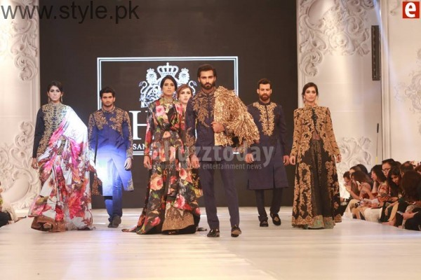 HSY at PFDC L'Oréal Paris Bridal Week 2016 Day 1 002 (9)