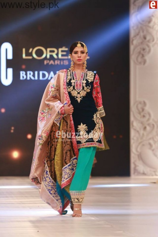 House of Kamiar Rokni at L'Oréal Paris Bridal Week 2016 Day 1 0019