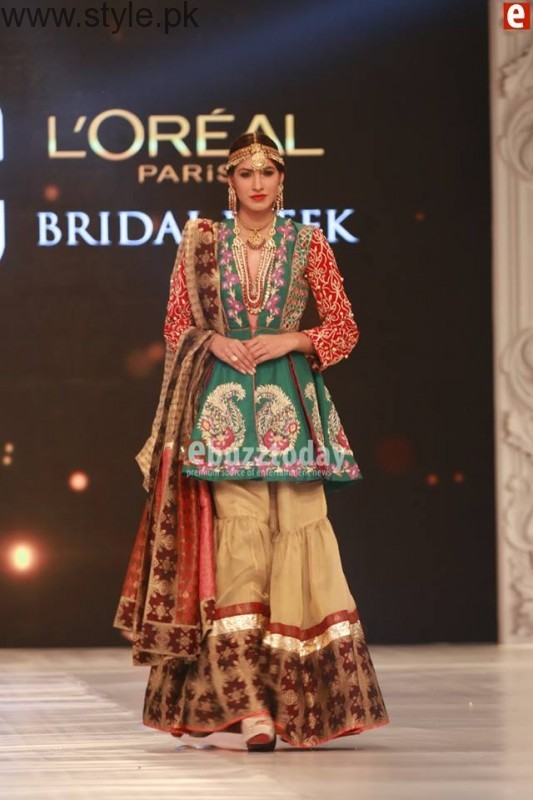 House of Kamiar Rokni at L'Oréal Paris Bridal Week 2016 Day 1 002