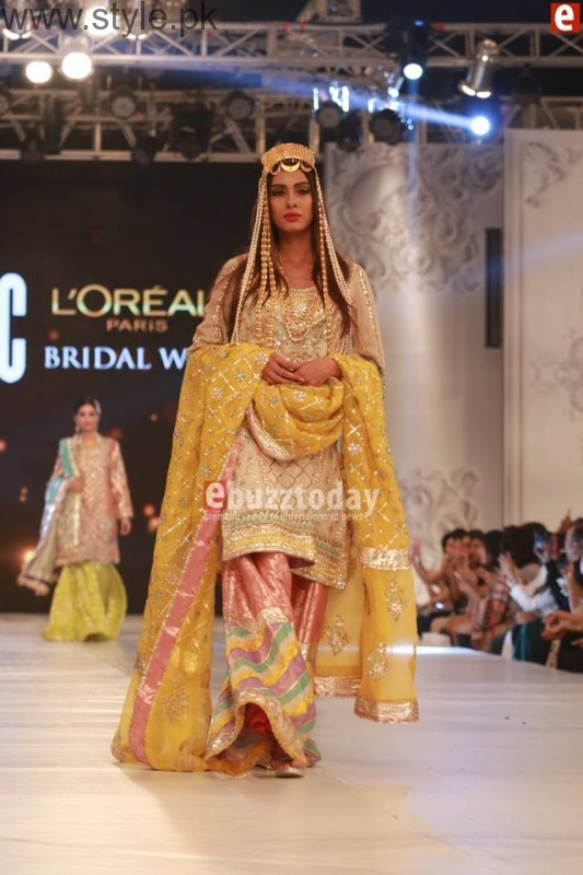 House of Kamiar Rokni at L'Oréal Paris Bridal Week 2016 Day 1 003
